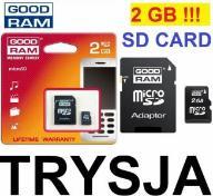 GOODRAM CARD MICRO SD 2GB+ADAPTER SD WAWA SKLEP