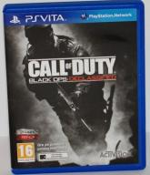 CALL OF DUTY BLACK OPS: DECLASSIFIED PL  /PS VITA/