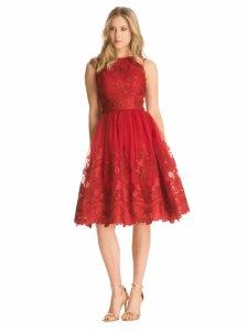 b1c63d7e CHI CHI LONDON sukienka MIDI TIUL S 36 - 6032025124 - oficjalne ...