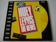 HUEY LEWIS AND THE NEWS FORE AND MORE CDV VIDEO UK