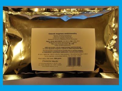 Chlorek Magnezu 6H2O Oryginał Certyfikat spoż/farm