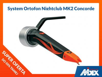 System Ortofon Nightclub MK2 Concorde !OKAZJA!