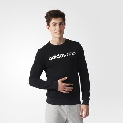 adidas neo bluza reflective sweatshir