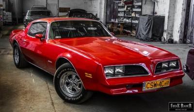 Pontiac Firebird Esprit 1978 5 0 V8 Th350 6763821355 Oficjalne Archiwum Allegro