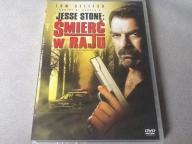 Jesse Stone Śmierć w Raju DVD folia Tom Selleck