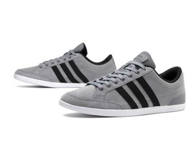 adidas neo buty szare