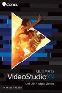 NOWY COREL VIDEO STUDIO ULTIMATE X9 F-VAT FIRMA