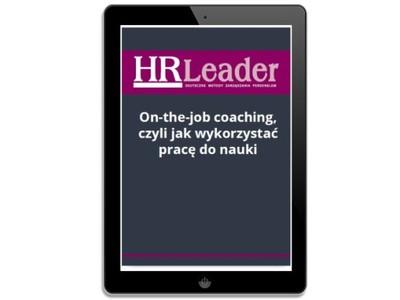 On-the-job coaching, czyli jak wykorzystać