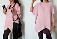 Bluzka Tunika OverSize KOLORY Jakość !!! Cena !
