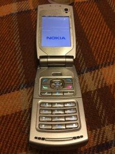 ŁADNA NOKIA MODEL N71 plus ładowarka Wwa