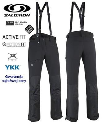 Salomon Tour Hybrid spodnie ski touring damskie M