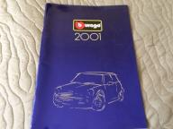 BBURAGO 2001 KATALOG