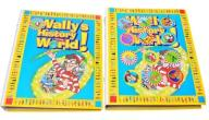 4282-7 WALLY'S HISTORY OF THE WORLD... k#o GAZETKI