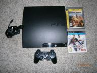 Playstation3 slim 160GB pad 7gier HDMI cech3004a