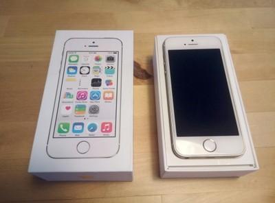Iphone 5s 32 Gb Gold Uzywany Stan Jak Nowy 6819046706 Oficjalne Archiwum Allegro