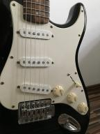 SQUIER BY FENDER BULLET STRAT STRATOCASTER TUNING