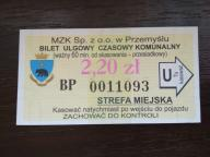 bilet u99 Przemyśl