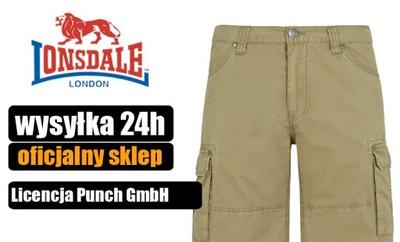 SPODENKI LONSDALE LONDON BOJÓWKI Topsham Punch XL