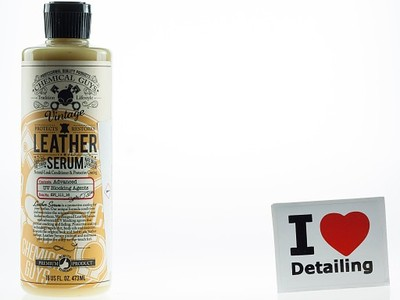 CHEMICAL GUYS Leather Serum Odżywka do Skóry 473ml