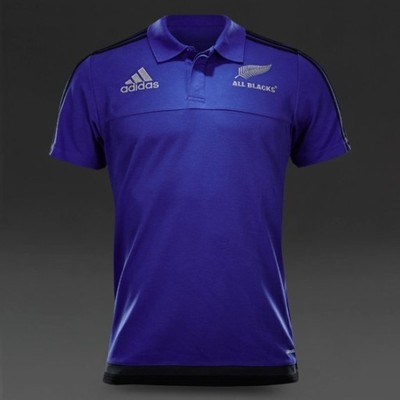Nowa Koszulka Polo Adidas ALL BLACKS Rugby XL !!!