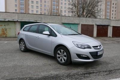 Opel Astra 140km Kombi Enjoy 2015 6783136487 Oficjalne
