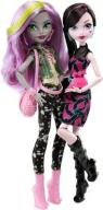Monster High Moanica D'Kay i Draculaura DNY33 24h