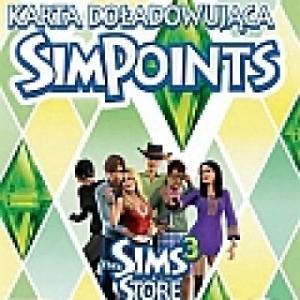 The Sims 3 Karta Doladowujaca Simpoints 1000 5017996336
