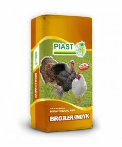 Pasza BROJLER 2 PIAST pow.4tyg 25kg Poznań