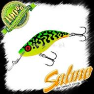 Salmo Wobler Sparky Shad 4cm 3,5g SS4S GT Tiger Gr
