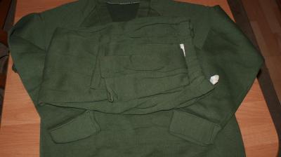 Wojskowy dres wz. 502/MON 116/175 - NOWY