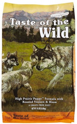TASTE OF THE WILD HIGH PRAIRIE PUPPY 2kg W-WA