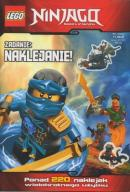 42 Lego NINJAGO Zadanie Naklejanie ponad 220 nakle
