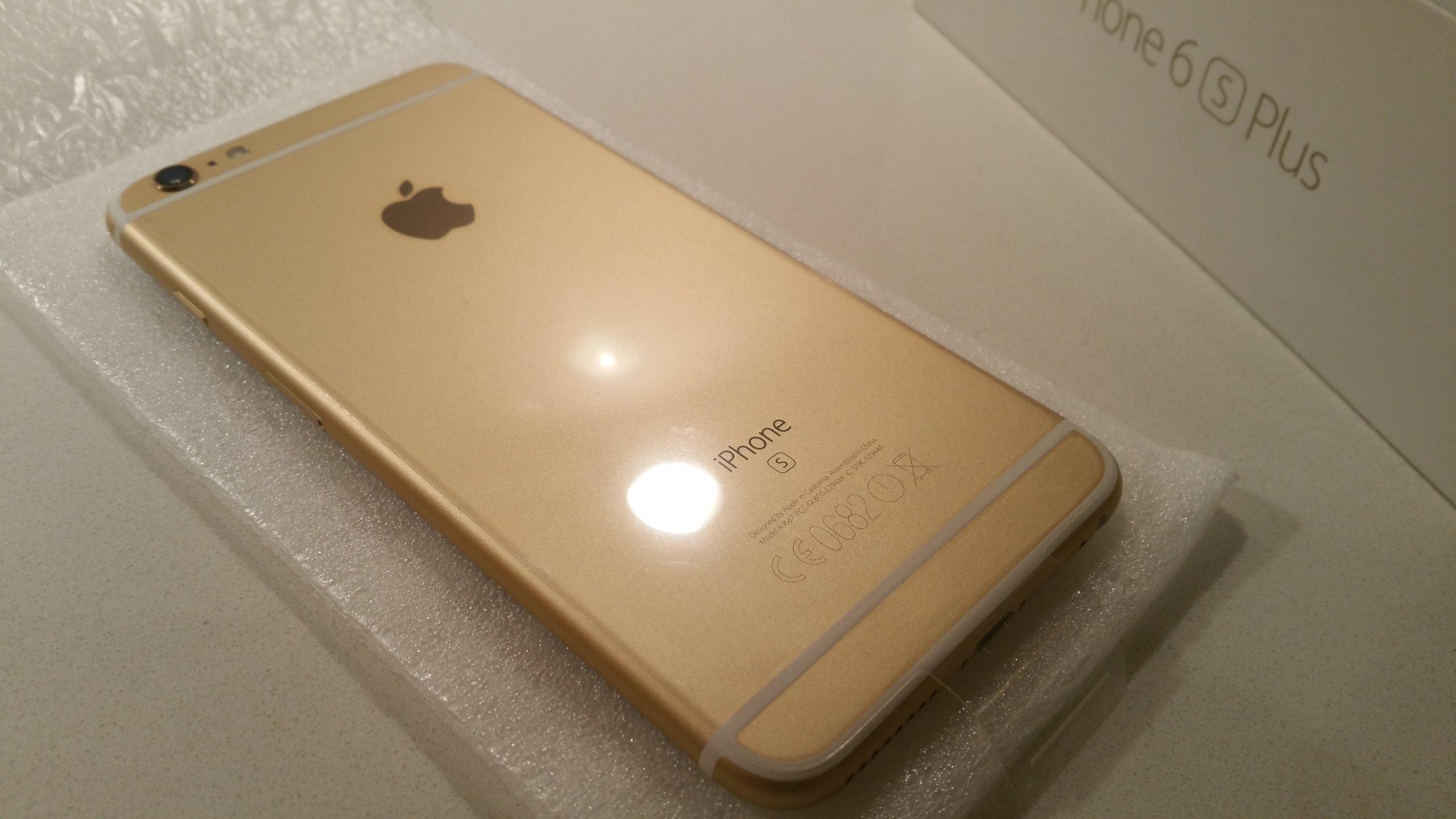 Apple Iphone 6s Plus 32 Gb Nowy Zafoliowany 7066920342 Oficjalne Archiwum Allegro