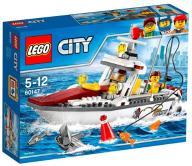 KLOCKI LEGO 60147 ŁÓDŹ RYBACKA NOWOŚĆ+GRATIS WYS24