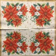 serwetki dekoracyjne MAKI 33x33 1kpl=20szt decoup