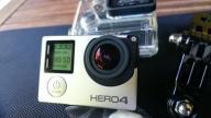 GOPRO HERO 4 silver + gratis