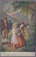 Kapliczka Przydrożna Dzieci Modlitwa Różycki k406
