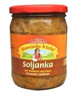 Soljanka grzybowa, Rosyjska Kuchnia 480g (950ml)