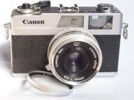 Aparat Canon Canonet 28 + filtr