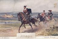 H. Walezy - król Polski mal. A.Setkowicz