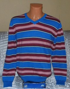 NOWY - sweter NEW YORKER SMOG - rozm.XL. - C -