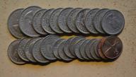 Malaje i Borneo - 27 monet mało powtórek - BCM