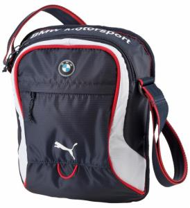e6bfaaa9f3ea1 TOREBKA LISTONOSZKA PUMA BMW MOTORSPORT PORTABLE - 5271907560 ...