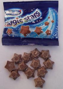 Gwiazdki Milky Way Magic Stars 12g Gratis Promo 3744834537 Oficjalne Archiwum Allegro