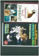 2 kasety Video VHS o zwierzętach
