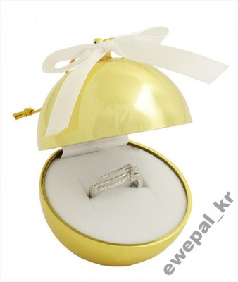 Pudełko BOMBKA Zaręczyny na pierścionek 3KOLORY