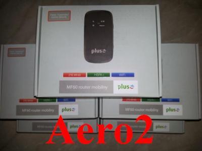 Modem Router ZTE MF60 PLUS LTE Aero2 Polsat F.VAT