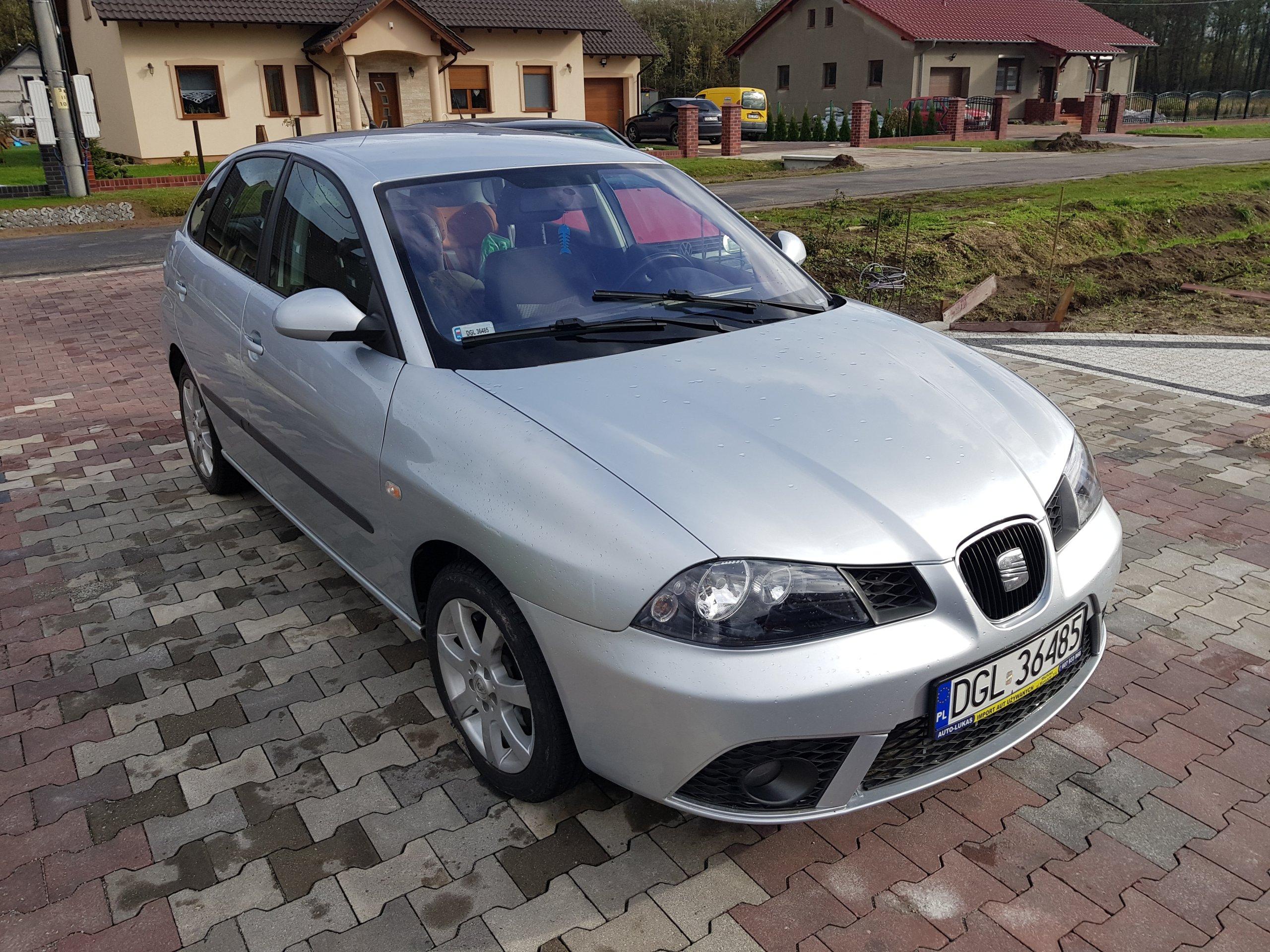 Seat Ibiza Iii Lift 1 4 16v Klima Alu Zarejestrowa 7023070929 Oficjalne Archiwum Allegro