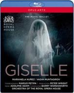 Giselle Royal Opera House [Marianela Nunez; Vadim