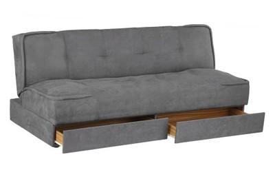 Sofa Kanapa Rozkładana Pojemnik Na Pościel Okazja 6700585652